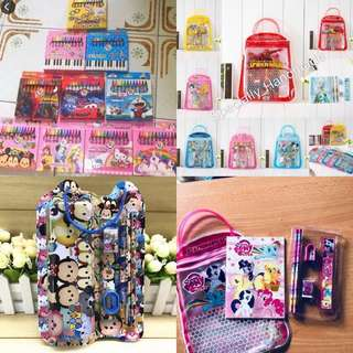 Goodie Bag 😍 Stationery Set 😍 Party Supplies children gift