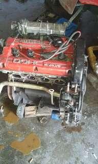 Enjin mirage untuk di jual