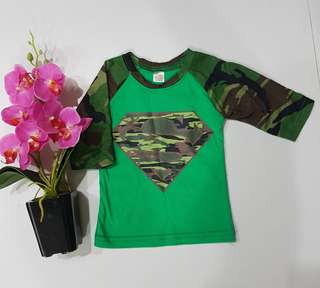 BN Army/Camo T-Shirt