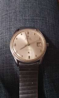 Vintage swiss made titoni airmaster watch