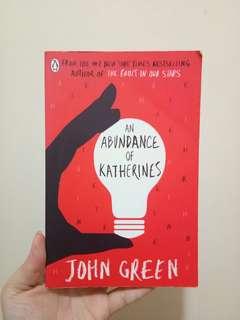 Novel Abundance of Katherines