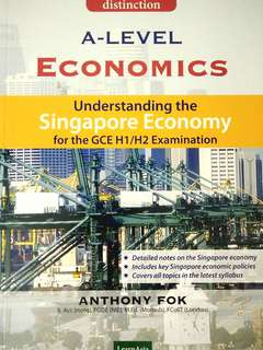 A Level Econs Guide book
