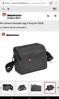 Manfrotto NX CSC shoulder bag