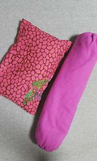 BN Baby Beansprout Pillow and Bolster