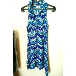 ColorBox Blue Dress Kemeja (Ori)