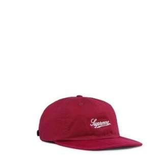 Supreme Cap 100% new&real