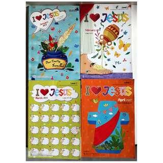 12 Christian Books for Children