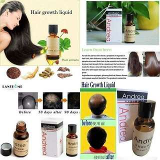 Andrea Hair Growth 2for Php170