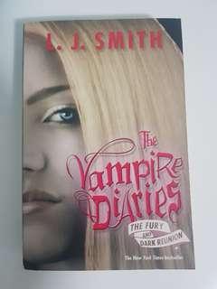 The Vampire Diaries The fury and Dark Reunion