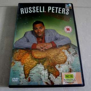 Russell Peter Outsourced Original Movie DVD