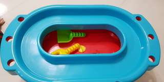 Lightly used ELC water and sand table