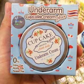 泰國 Cupcake Underarm 腋下美白霜