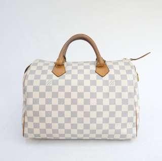 Authentic Louis Vuitton Lv speedy 25