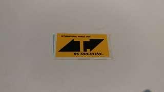 International Rides Spot RC Taichi Inc Sticker