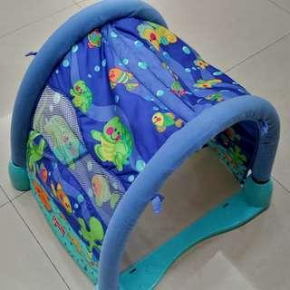 費雪 海洋遊戲世界 嬰幼兒 玩具 爬墊 軟墊 遊戲墊