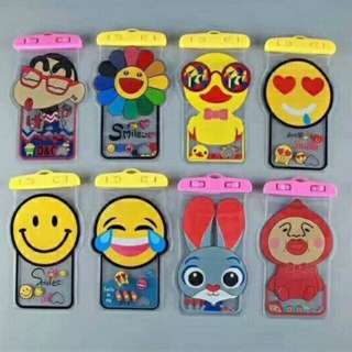 Character Waterproof Cellphone Pouch
