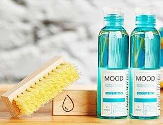MOOD SHOES CLEANER