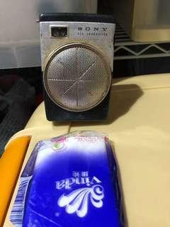 Sony 收音机