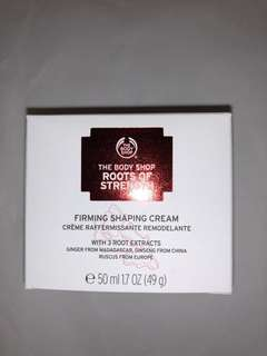 Root of strength firming shaping day cream