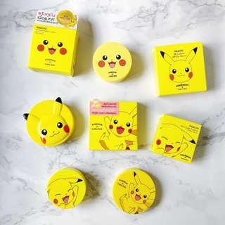 🚚 Pokémon Pikachu x Tony Moly Cathy Doll Cushion