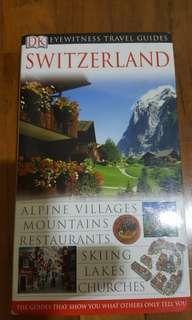 Travel book Switzerland