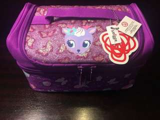 Smiggle lunch box double deck