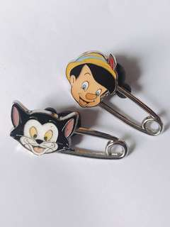 [交換優先] 迪士尼 小木偶 pin