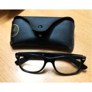 rayban wayfarers 眼鏡