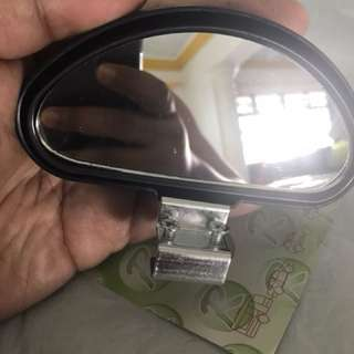 Car Van Lorry Trailer Vehicle Side Blindspot Blind Spot Mirror Wide Angle View