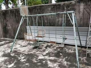 Antique Swing Set
