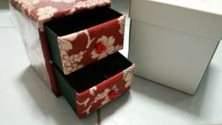 Japanese Flower Cabinet