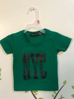 Grizzly Green Tshirt
