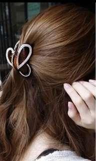 Diamonte Hair Clip