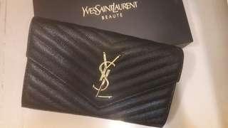 Ysl化妝專櫃贈品斜孭袋