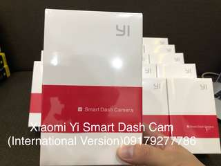 Xiaomi Yi Smart Dash Cam