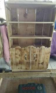 Multifuntional Handmade Rack / Rak Kabinet