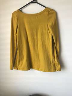 Kookai long sleeve top