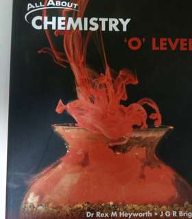 Chemistry O Level Textbook