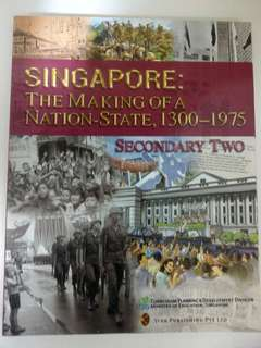 Secondary 2 Social Studies Textbook