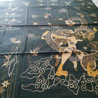 Batik Tulis Pola Kemeja