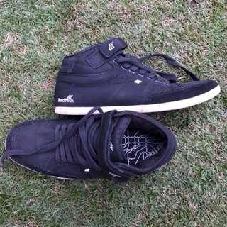 Black Boxfresh Sneakers