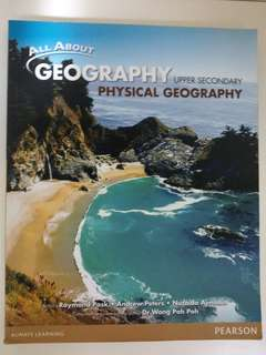 Upper Secondary (3/4) Physical Geography Textbook