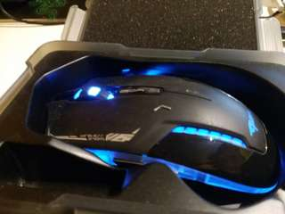 gaming mouse 2500 dpi
