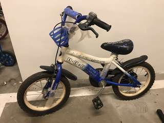 Used Children Bicycle