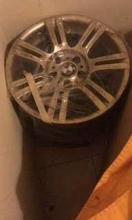 Bmw e90 m sport original Wheel