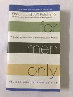 For Men Only (Shaunti and Jeff Feldhahn)