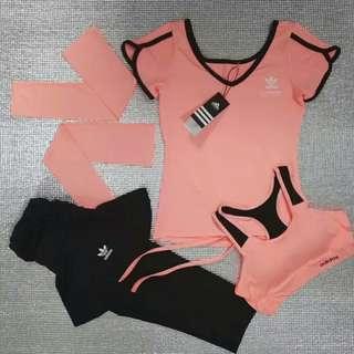 4pc Sports Wear Set S-2xl