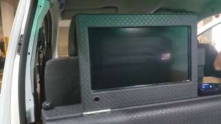Custom built interior of van  / car/ lorry