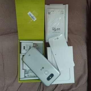 LG G5 香港行貨双咭…有座充 #sellmygadget