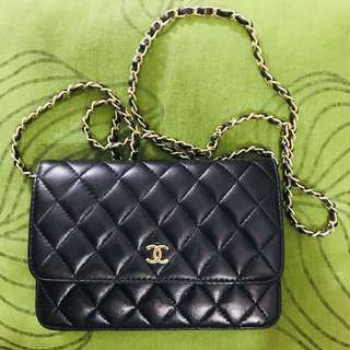 Reduced Price!! Vintage WOC Chanel